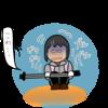 No.26 ▲伊吹山・・アラフィフ主婦ひとり百名山!!(③下山編)▲