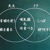 生物でのベン図の導入時の展開例