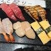 魚がし鮨で晩御飯