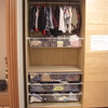 マンションは元々収納不足!3LDKは、和室を収納の中心にすると上手くいく