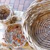 つるや木の実を集めてナチュラルクラフト かご編みとリース作り