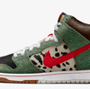 "4月20日(土) NIKE SB DUNK HIGH ""DOG WALKER"""