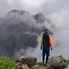 新穂高温泉~南岳~槍ヶ岳~新穂高温泉、1泊2日で槍ヶ岳に登ってきた。
