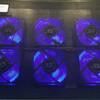 オススメできる6ファンのノートパソコン冷却台!排熱できて18ヶ月保証で丁寧なサポートが受けられるコスパ良しの冷却ファン