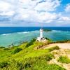 石垣島の美しい川平湾で、沖縄そばを食べる!
