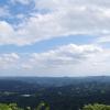 鹿野山九十九谷の眺望