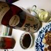 日常:甲斐男山の普通酒で食べる肉豆腐は肉豆腐の味がした。
