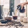 【コーヒーメーカー代用】4分で美味しいコーヒーが飲めるフレンチプレスのすすめ