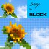 画像をレゴブロック風にするWebアプリを作りました!