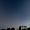 イリジウムフレアを撮影できました@2019.1.4 5:25