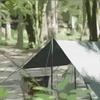 【キャンプ小説】ある休日の平凡なデイキャンプ