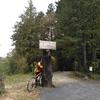 馬籠峠から男滝女滝