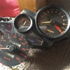 CBX400Fメーター修理
