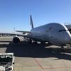 アシアナ航空A380で成田から仁川へOZ101便