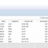 EclipseからのSAP ERPのDB操作