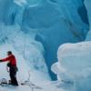 熱波で溶け続ける、グリーンランドの氷床