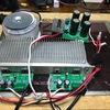 TDA7293デュアルアンプ(依頼品)のサポート −その10−