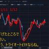 【20日、バイデン】レンジ相場で利益を出す - トライオートETF【新政権】