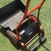 芝刈り12.5ミリカット&殺菌剤散布