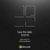 Microsoftが10月2日にニューヨークでイベント開催。2画面Surfaceを発表?