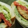 コロッケの ボリュームサンドイッチ 簡単 レシピ♪