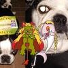 雑記<煉獄>【アイス&わんこシリーズ/わんこリュック/つまようじ /冷やっこ/薬嫌い……etc】