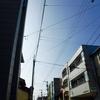 金沢・小立野:古い往還沿いの街並み