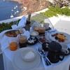 ハネムーンでサントリーニ島を楽しむ方法#4 レストラン篇