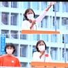 2021年7月5日(月)、新宿駅西口にて、都議会議員選挙日本共産党当選者19人の1分間スピーチ