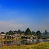 中秋節桂林旅行(6)陽朔の西街、洋人街