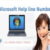 facing any problem related microsoft call Microsoft help number+1-800-805-7863