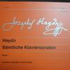 Haydn ピアノソナタも