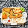 メッセージ弁当の記録/My Homemade Boxed Lunch/ข้าวกล่องเบนโตะที่ทำเอง