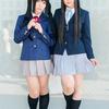 弥也さん&成原陸さん(けいおん!制服合わせ) 2012/10/21TFT