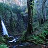 滝の写真 No.25 鳥取県 石井谷の滝