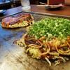 ドンドンドンキのレストラン@鶴橋「風月」のお好み焼きが美味しかった