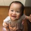 キッチンで子供の笑顔にズキュン!!