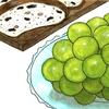 【WORK】「栄養と料理」9月号(女子栄養大学出版部)「食品にみる 機能性成分のひみつ」挿絵