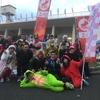 奈良マラソン・極寒の中、山ひとつ越えるラン馬鹿ども!応援に行ってきました!