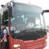 モロッコ1人旅行記 【番外編】 アブダビでトランジット シェイク・ザイード・グランドモスクへ③ 路線バスで行く【復路編】 モスクからアブダビ空港へ