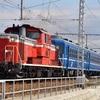 第1101列車 「 網干訓練を狙う 」