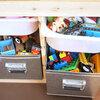 リビングのこどものおもちゃをスッキリしたい!収納を見直すだけで良いの?