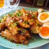 【レシピ】フライパン一つでできる!鶏手羽中の甘辛チキン!