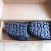 【防災グッズ】収納と持ち運びがすごく便利な「折りたたみ靴」レビュー