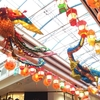 長崎ランタンフェスティバル、皇帝パレードは見物です。