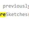 ProcessingのIDEを起動したときに最後に編集していたスケッチを開く