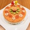 『寿司ケーキ』