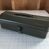 ペグ収納ケースに人気の「TRUSCO(トラスコ) 山形工具箱 Y-350」を買いました&中敷きを自作してみました。