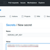 Github ActionsでGolangプロジェクトをHerokuに自動デプロイしてみた