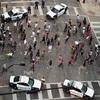 米人種問題が再燃 警官5人死亡、黒人射殺の報復か